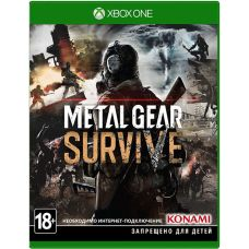 Metal Gear Survive (русская версия) (Xbox One)