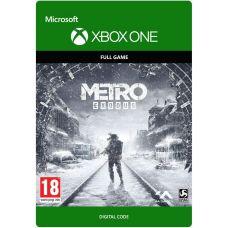 Metro Exodus / Исход (ваучер на скачивание) (русская версия) (Xbox One)