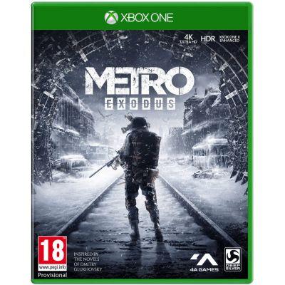 Metro Exodus / Исход (русская версия) (Xbox One)
