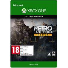 Metro: Last Light Redux (ваучер на скачивание) (русская версия) (Xbox One)