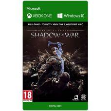 Средиземье: Тени войны (ваучер на скачивание) (русская версия) (Xbox One)