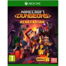 Minecraft Dungeons: Hero Edition (русская версия) (Xbox One)