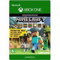 Minecraft: Xbox One Edition (ваучер на скачивание) (русская версия) (Xbox One)
