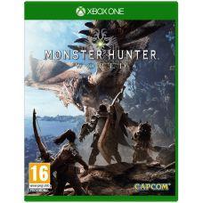 Monster Hunter: World (русская версия) (Xbox One)