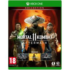 Mortal Kombat 11: Aftermath (русская версия) (Xbox One)