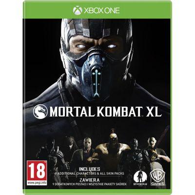 Mortal Kombat XL (русская версия) (Xbox One)