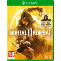 Mortal Kombat 11 (русская версия) (Xbox One)