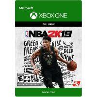 NBA 2K19 (ваучер на скачивание) (Xbox One)