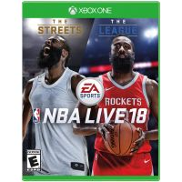 NBA Live 18 (русская версия) (Xbox One)