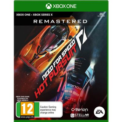 Need for Speed Hot Pursuit Remastered (русская версия) (Xbox One)