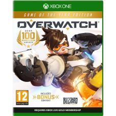 Overwatch: Game of the Year Edition (русская версия) (Xbox One)