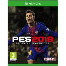 Pro Evolution Soccer 2019 (русская версия) (Xbox One)