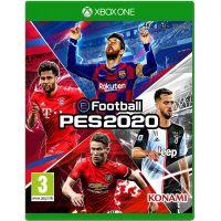 Pro Evolution Soccer 2020 (eFootball) (русская версия) (Xbox One)