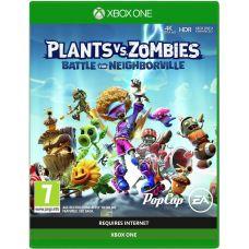 Plants vs Zombies: Battle for Neighborville/Битва за Нейборвиль (русская версия) (Xbox One)