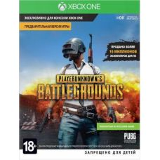 PlayerUnknown's Battlegrounds (русская версия) (ваучер на скачивание) (Xbox One)