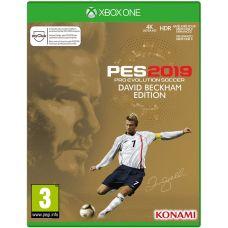 Pro Evolution Soccer 2019 David Beckham Edition (русская версия) (Xbox One)