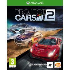 Project Cars 2 (русская версия) (Xbox One)
