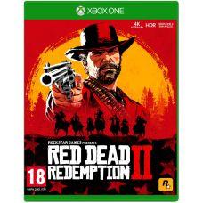 Red Dead Redemption 2 (русская версия) (Xbox One)