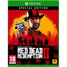 Red Dead Redemption 2: Special Edition (русская версия) (Xbox One)