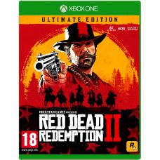 Red Dead Redemption 2: Ultimate Edition (русская версия) (Xbox One)