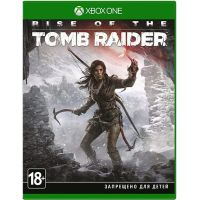 Rise of the Tomb Raider (русская версия) (Xbox One)