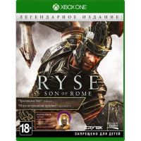Ryse: Son of Rome Legendary Edition (русская версия) (Xbox One)