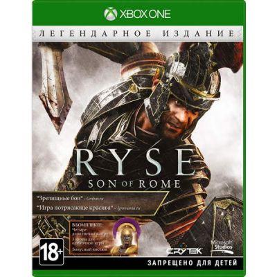 Ryse: Son of Rome Legendary Edition (русская версия) (Xbox One)