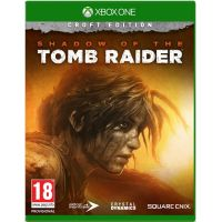 Shadow of the Tomb Raider. Croft Edition (русская версия) (Xbox One)