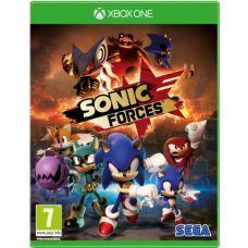 Sonic Forces (русская версия) (Xbox One)