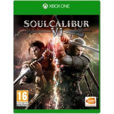 Soulcalibur VI (русская версия) (Xbox One)