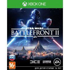 Star Wars: Battlefront II (русская версия) (Xbox One)