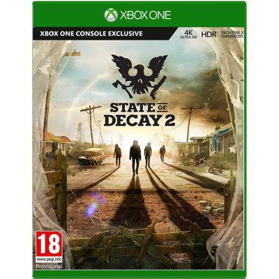 State of Decay 2 (русская версия) (Xbox One)