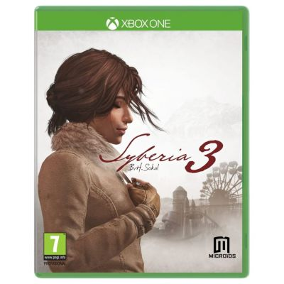 Syberia 3 (русская версия) (Xbox One)