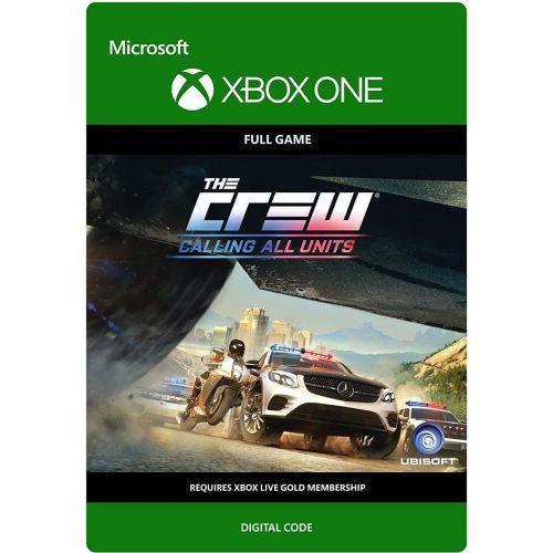 The Crew (ваучер на скачивание) (русская версия) (Xbox One)