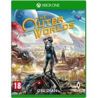 The Outer Worlds (русская версия) (Xbox One)