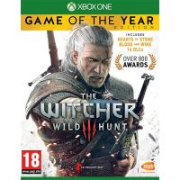 The Witcher 3: Wild Hunt Game of The Year Edition (русская версия) (Xbox One)