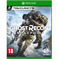 Tom Clancy's Ghost Recon Breakpoint (русская версия) (Xbox One)
