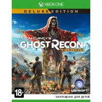 Tom Clancy's Ghost Recon: Wildlands. Deluxe Edition (русская версия) (Xbox One)