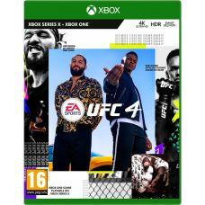 UFC 4 (русская версия) (Xbox One)