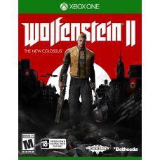 Wolfenstein II: The New Colossus (русская версия) (Xbox One)