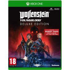 Wolfenstein: Youngblood Deluxe Edition (русская версия) (Xbox One)