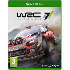 WRC 7 (русская версия) (Xbox One)
