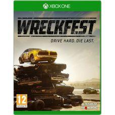 Wreckfest (русская версия) (Xbox One)