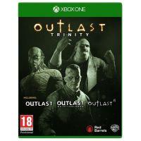 Outlast Trinity (русская версия) (Xbox One)