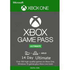 Xbox Game Pass Ultimate (Global) (14 дней)