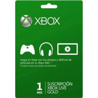 Xbox Live Gold (1 месяц)