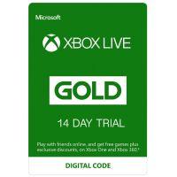 Xbox Live Gold (14 дней)