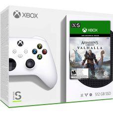 Microsoft Xbox Series S 512Gb + Assassin's Creed Valhalla\Вальгалла (русская версия)