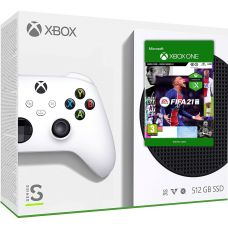 Microsoft Xbox Series S 512Gb + FIFA 21 (русская версия)
