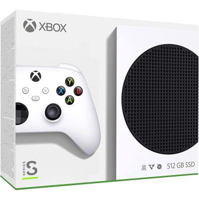 Microsoft Xbox Series S 512Gb (витринный вариант)